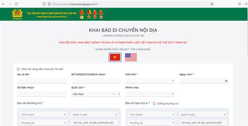 Hà Nội Quét mã QR code khi qua 23 chốt kiểm soát dịch tại các cửa ngõ thành phố