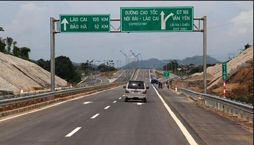 Đề xuất đầu tư xây dựng đường cao tốc kết nối Hà Giang với cao tốc Nội Bài - Lào Cai