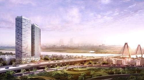 Intracom Riverside – Tòa nhà văn phòng đắc địa tại phía Bắc Hà Nội