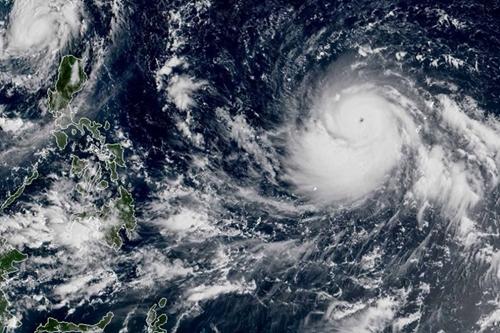 Từ ngày 12 8-10 9, có khả năng xuất hiện 2-3 xoáy thuận nhiệt đới trên biển Đông