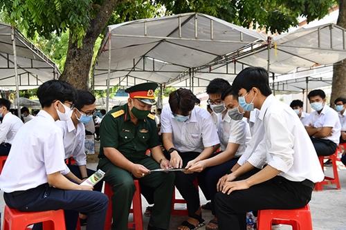Các trường quân đội xét học bạ với các thí sinh diện đặc cách tốt nghiệp THPT