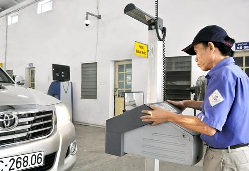 Tăng chu kỳ kiểm định xe kinh doanh vận tải đến 9 chỗ ngồi