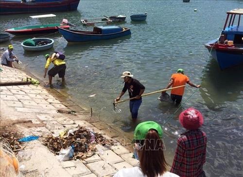 Cần tăng cường bảo vệ môi trường biển