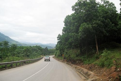 Nâng cấp, cải tạo Quốc lộ 12A đoạn qua Quảng Bình