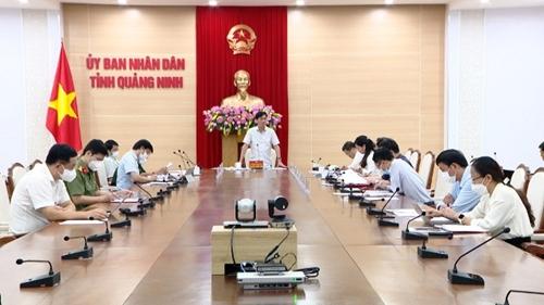 Quảng Ninh sẽ xây dựng mô hình Trung tâm điều hành phòng, chống dịch bệnh