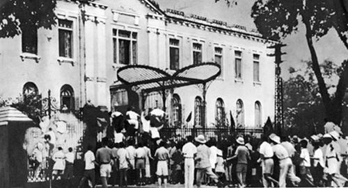 Thành quả của Cách mạng Tháng Tám năm 1945 là không thể phủ nhận