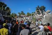 EU hỗ trợ 3 triệu euro cho Haiti khắc phục hậu quả động đất