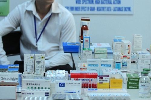 Sửa quy định đấu thầu thuốc tại cơ sở y tế công lập