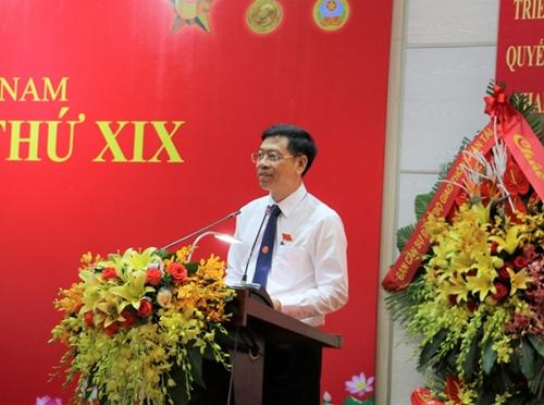 Đồng chí Nguyễn Xuân Sang giữ chức Thứ trưởng Bộ Giao thông vận tải