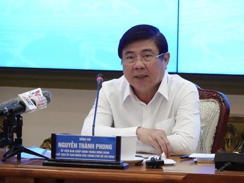 Đồng chí Nguyễn Thành Phong giữ chức Phó Trưởng Ban Kinh tế Trung ương