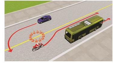 Hơn 46 nghìn lượt thi trắc nghiệm Chung tay vì an toàn giao thông tuần 20