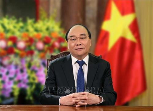 Thông điệp của Chủ tịch nước Củng cố sức mạnh tổng thể của ASEAN vượt qua sóng gió