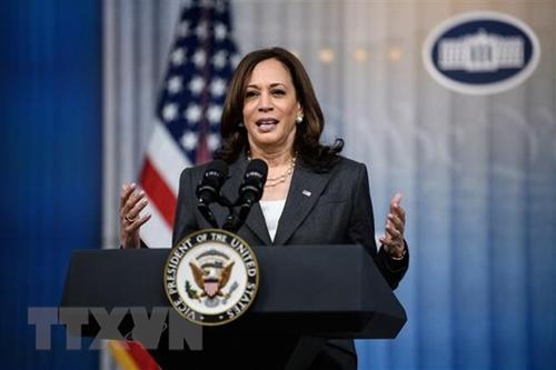 Phó Tổng thống Hoa Kỳ Kamala Harris thăm Việt Nam từ ngày 24 - 26 8