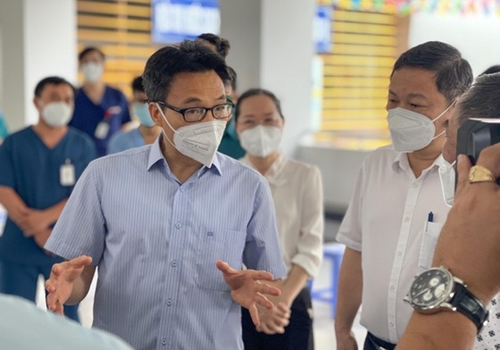 TP Hồ Chí Minh Tập trung toàn bộ người lang thang để xét nghiệm COVID-19