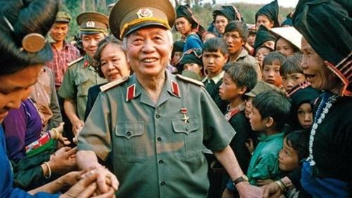 Vị tướng huyền thoại của dân tộc Việt Nam