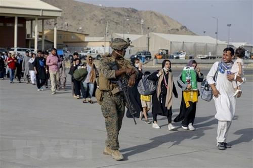 Bài toán sơ tán công dân khỏi Afghanistan