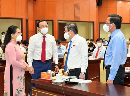 Quyết định điều động đồng chí Nguyễn Thành Phong đã được Bộ Chính trị cân nhắc kỹ lưỡng