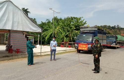 Bám chốt ở Cao Sơn