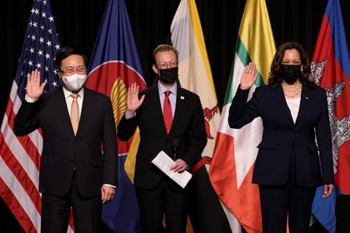 Khai trương Văn phòng CDC khu vực Đông Nam Á tại Việt Nam