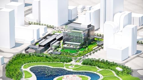 Đại sứ quán Hoa Kỳ sẽ có trụ sở mới tại Hà Nội