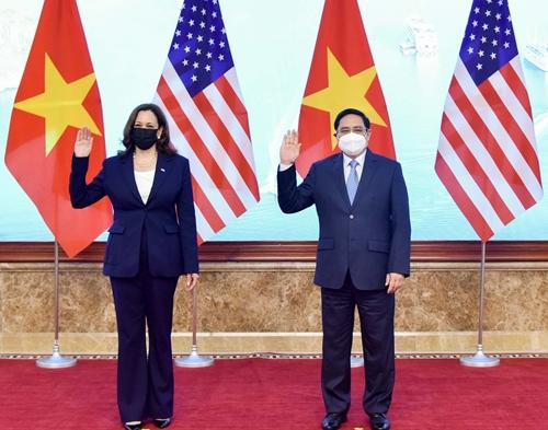 Việt Nam coi kinh tế - thương mại là trụ cột và động lực của quan hệ Việt Nam – Hoa Kỳ