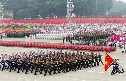Bảo đảm vững chắc quốc phòng, an ninh, góp phần xây dựng thành công CNXH ở Việt Nam