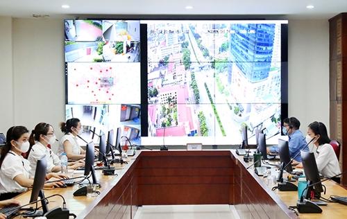 """Những """"lá chắn"""" công nghệ đẩy lùi dịch bệnh ở Thủ đô"""