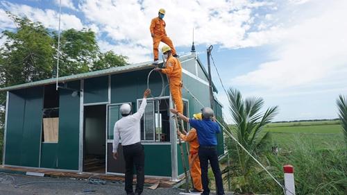 EVNSPC đảm bảo cấp điện ổn định dịp lễ Quốc khánh 2 9