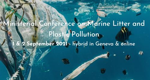 Hội nghị cấp Bộ trưởng về Ô nhiễm nhựa và Rác thải đại dương sẽ diễn ra từ ngày 1-2 9 2021