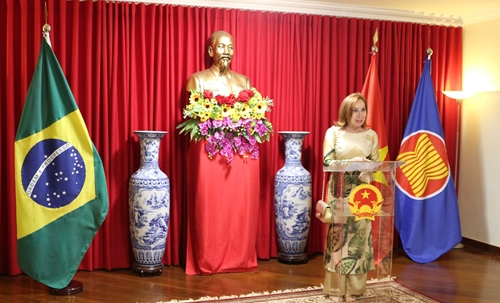 Kỷ niệm 76 năm Quốc khánh Việt Nam tại Bra-xin