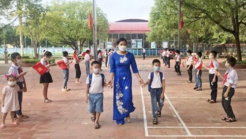 Bắc Giang 3 phương án cho ngày khai giảng năm học mới