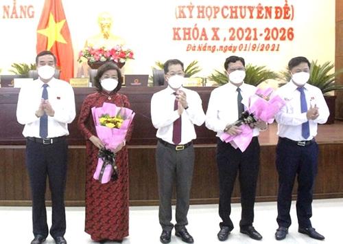 Đà Nẵng bầu bổ sung 02 Phó Chủ tịch UBND thành phố