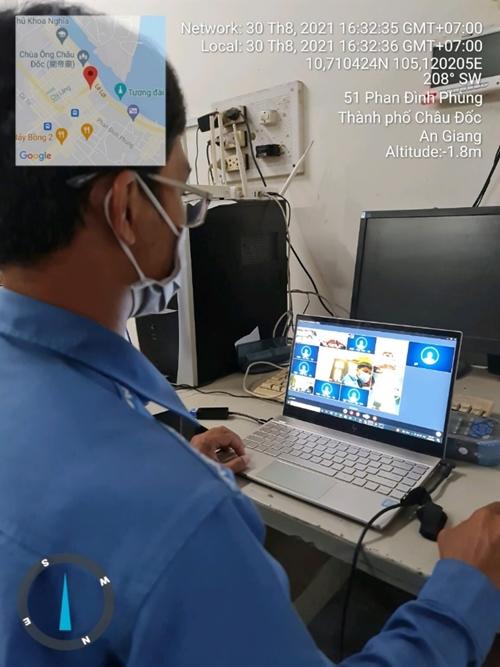 VNPT triển khai hội nghị trực tuyến phục vụ lễ kỷ niệm Quốc khánh 2 9 và đảm bảo kết nối tới tuyến xã phường