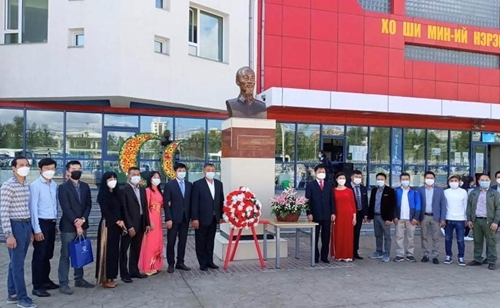 Kỷ niệm lần thứ 76 Quốc khánh Việt Nam tại Mông Cổ