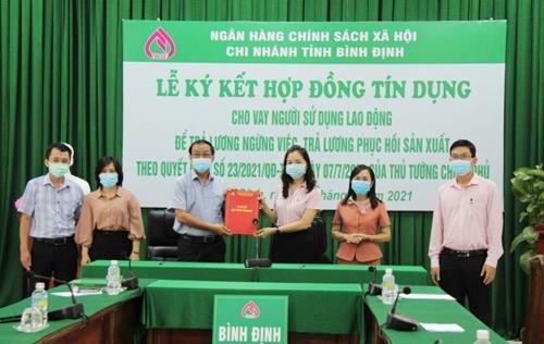 Dấu ấn cuộc hành trình của tín dụng chính sách ở Bình Định