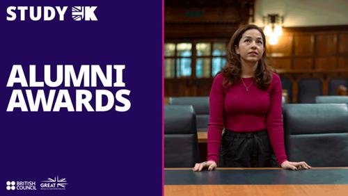 Study UK Alumni Awards vinh danh các cựu du học sinh