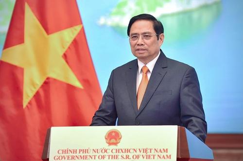 Việt Nam luôn mong đợi hợp tác phát triển kinh tế số sẽ được đặt ở vị trí xứng đáng