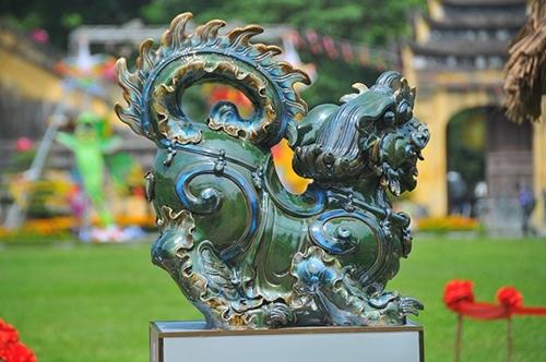 Linh vật nghê trong văn hoá Việt Nam