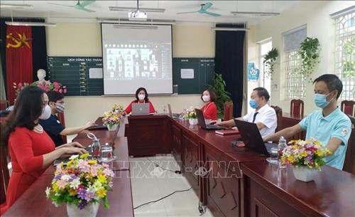 Tổ chức dạy học an toàn, đảm bảo chất lượng trước đại dịch COVID-19