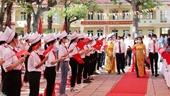 Khống chế dịch thành công, Bắc Giang tưng bừng tổ chức khai giảng năm học mới