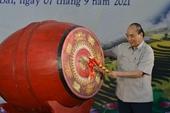 Chủ tịch nước dự khai giảng năm học mới tại Trường PTDT nội trú Yên Bái