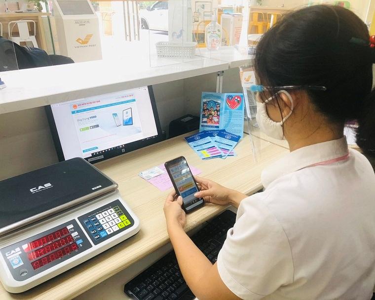 Triển khai gia hạn thẻ BHYT qua hình thức thu trực tuyến