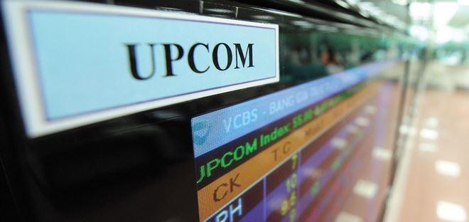 Thanh khoản thị trường UPCoM tăng 34 7 trong tháng 8