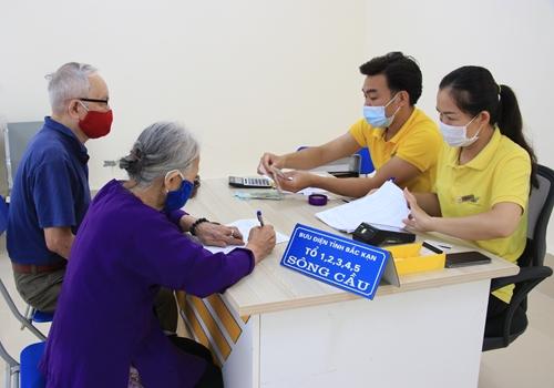 BHXH tỉnh Bắc Kạn Chung sức cùng địa phương trong phòng, chống dịch COVID-19