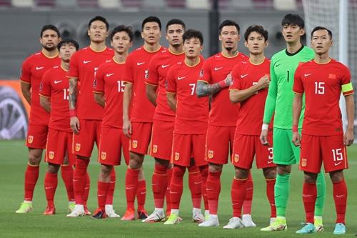 Đội tuyển Trung Quốc gặp đội tuyển Việt Nam vào ngày 7 10