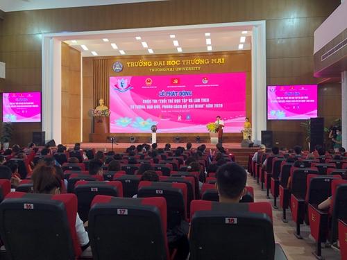 Cuộc thi trực tuyến Tuổi trẻ học tập và làm theo tư tưởng, đạo đức, phong cách Hồ Chí Minh năm 2021