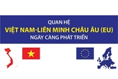 Quan hệ Việt Nam - Liên minh châu Âu EU ngày càng phát triển
