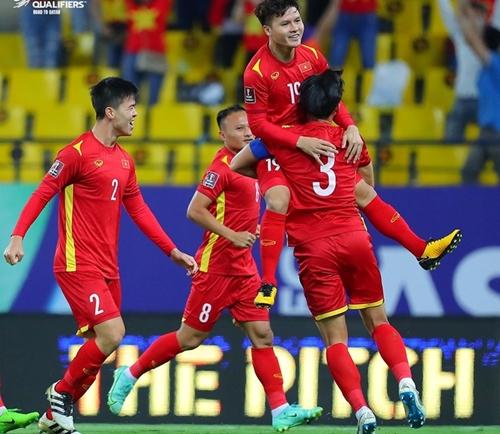 FIFA đánh giá cao tinh thần thi đấu của ĐT Việt Nam tại Vòng loại cuối World Cup 2022
