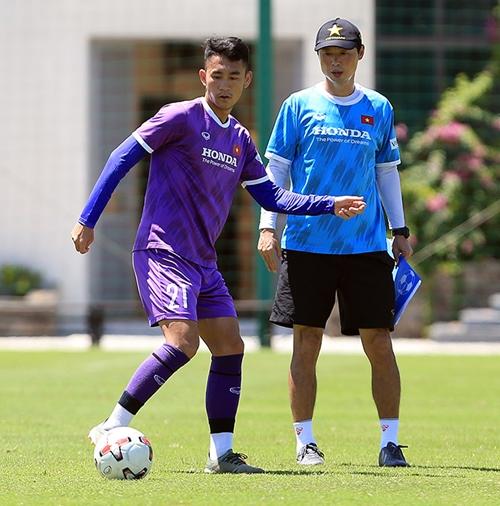 Tuyển Việt Nam bổ sung thêm 5 cầu thủ
