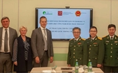 Thành phố St Petersburg trao tặng lô thuốc hỗ trợ điều trị COVID-19 cho Việt Nam